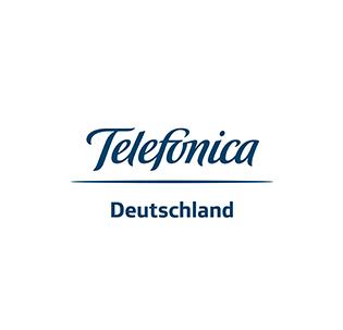 Logo Telefónica Deutschland