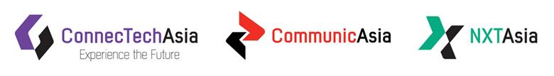 ConnectTechAsia Logos