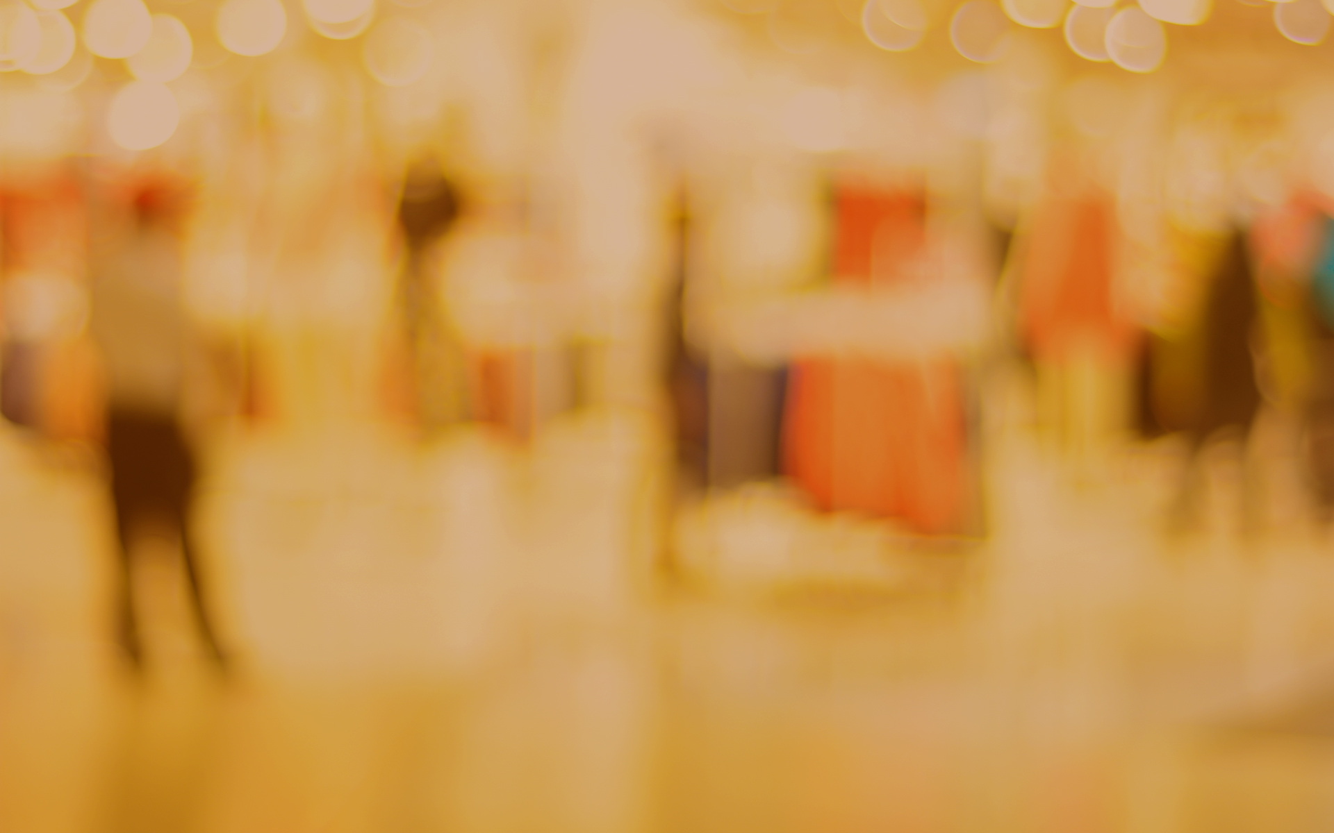 Blur store with bokeh background image