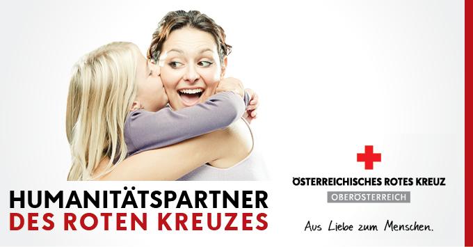 Rotes Kreuz Partner Banner