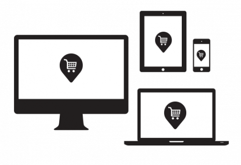 Graphic Omni Channel Commerce Solution