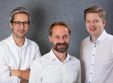 Johannes Stürzlinger, Günther Schrammel, Jürgen Schachermayer