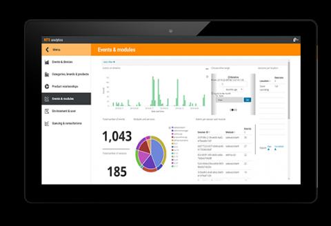 Tablet Retail Analytics