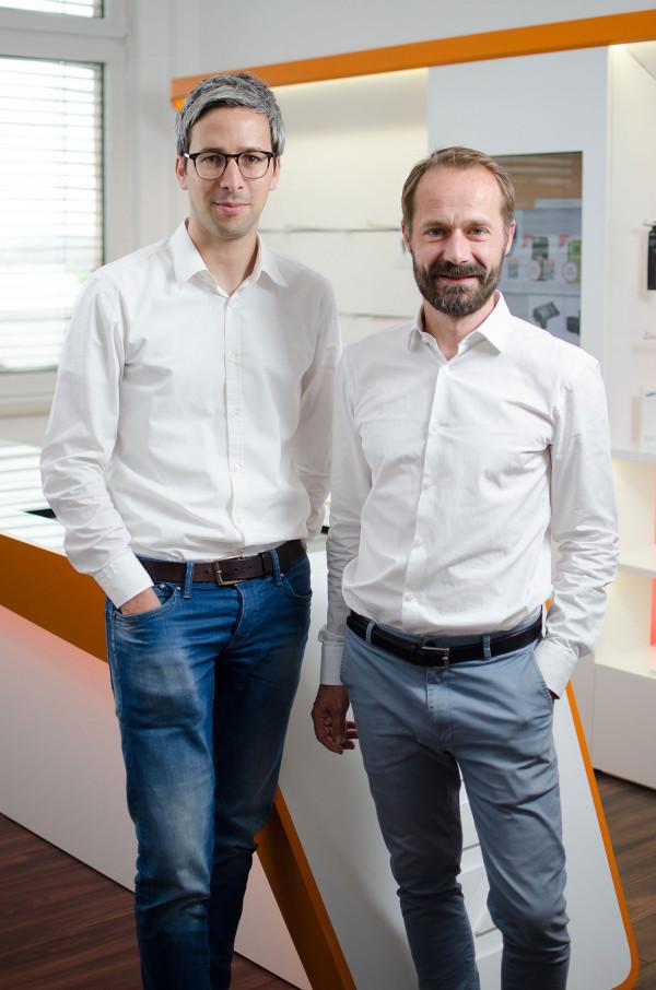 Johannes Stürzlinger & Günther Schrammel, NTS Retail