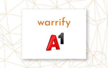 Case Study warrify & A1