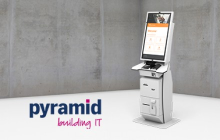 Self-Service Kiosk from Pyramid Computer