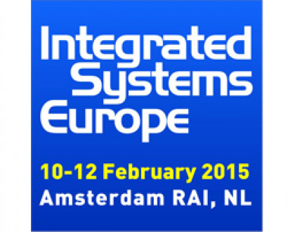 Integrated Systems Europe 2015 image news