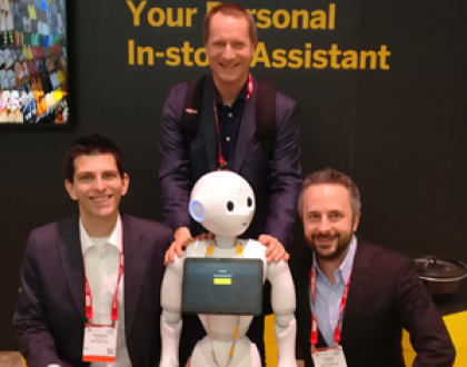 NTS Retail at NRF 2018
