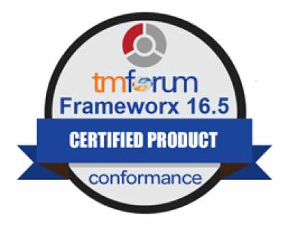 TM Forum Certified Product 16.5