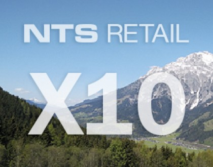NTS Retail X10 Release