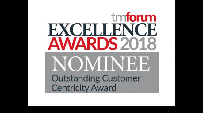 Nomination TM Forum Award