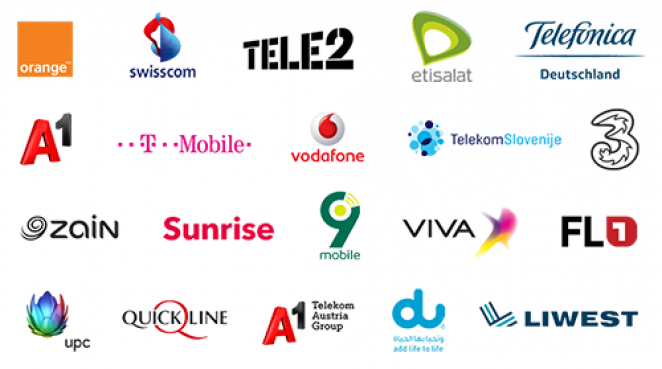 Slider Customer Logos transparent
